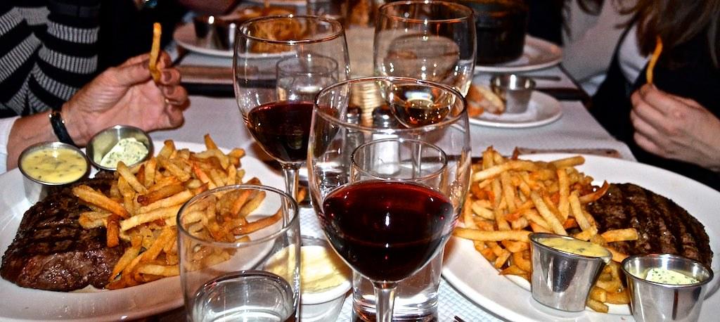 Restaurant Steak Frites Saint Paul Avis