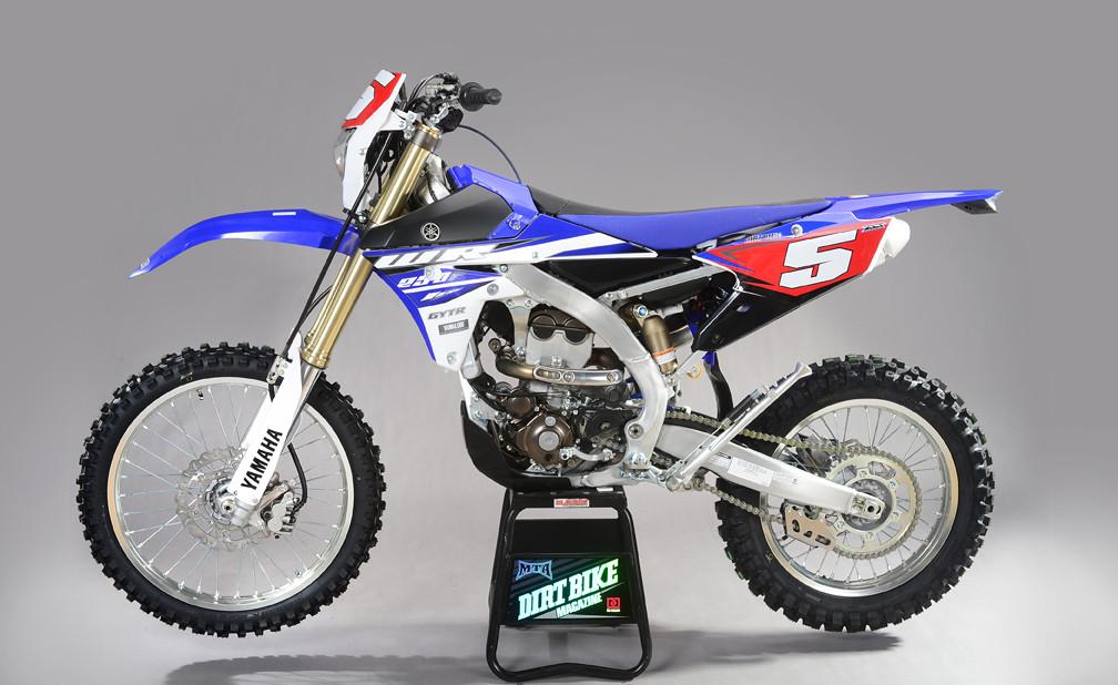 Yamaha Wrf Parts