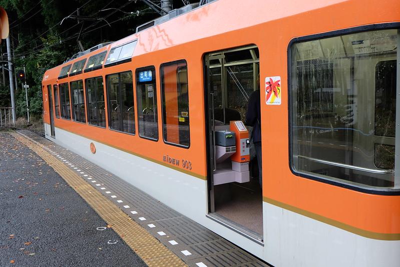 2014.10.22 叡山電鐵きらら