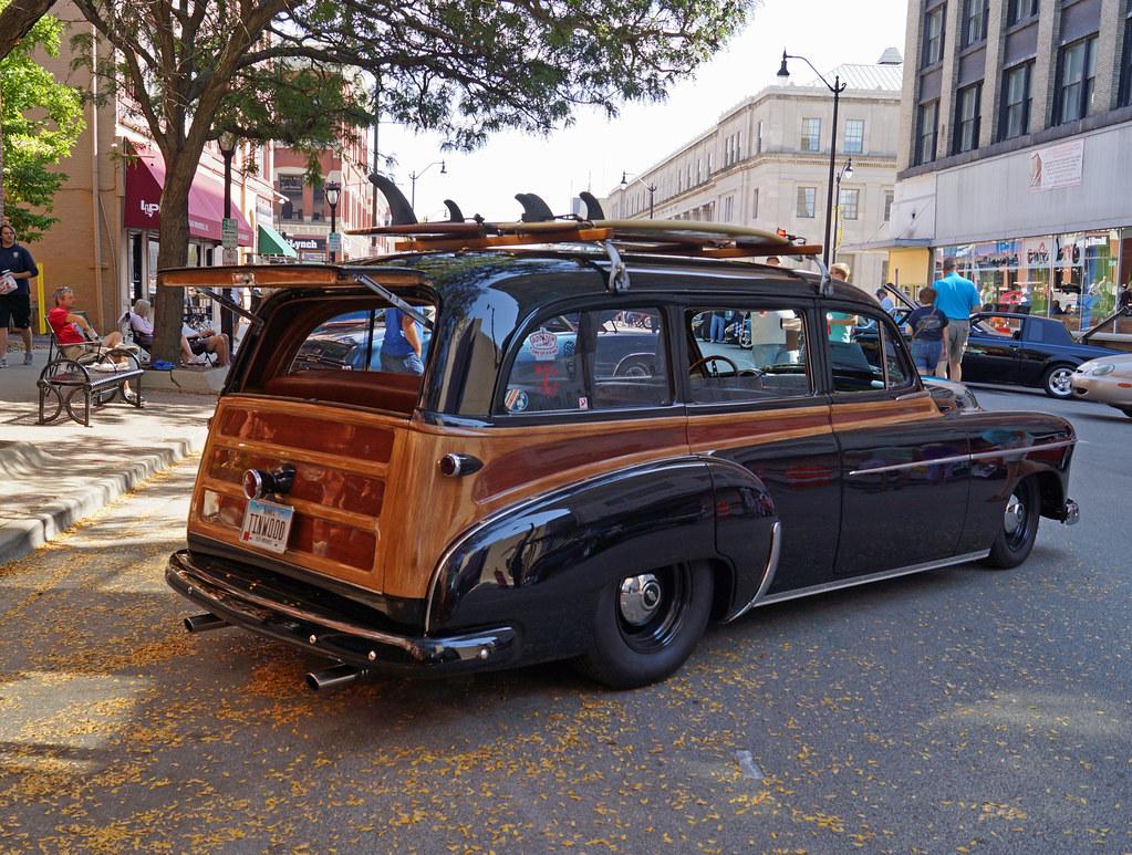 1949 chevrolet styleline deluxe 4 door station wagon 4 of for 1949 chevy 4 door deluxe