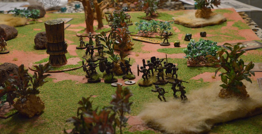 Les batailles du coté de Bourges. 29963242811_e7288a755b_b