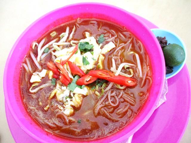 Diandainlai Cafe Sarawak laksa
