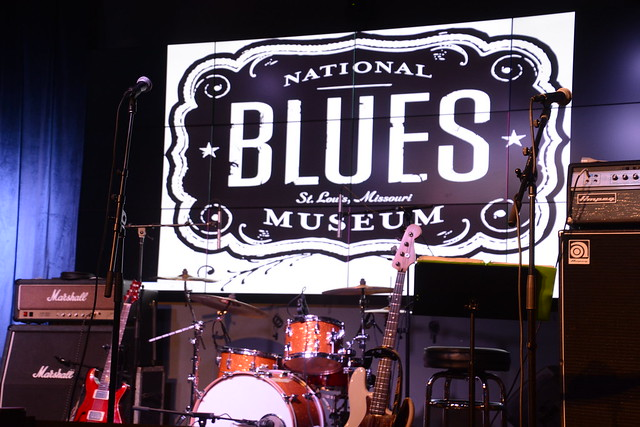 Take Me to the River Band at the National Blues Museum, October 15