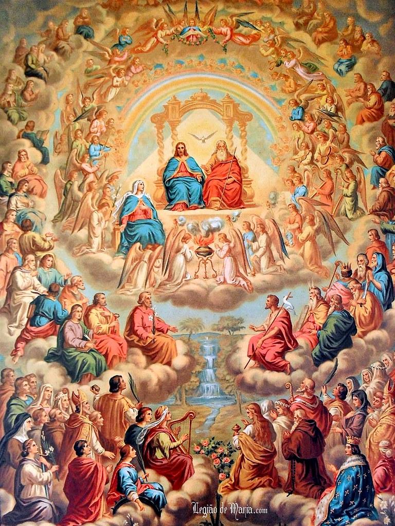 Các Thánh Thông Công Là Gì?