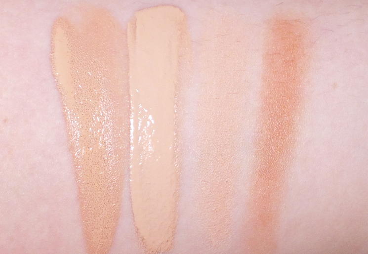 VICHY TEINT IDEAL swatches