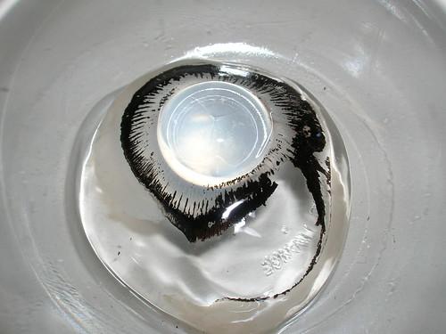 cristallino con corpo vitreo