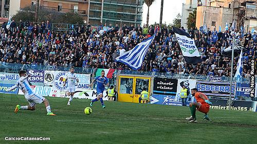 Siracusa-Catania 1-0: Avvisaglie per gennaio$
