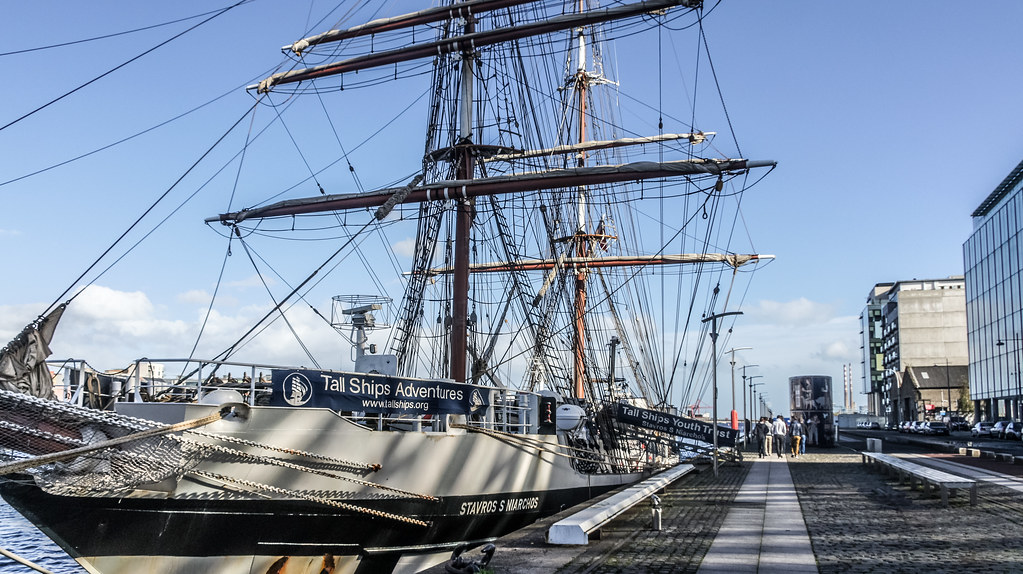 Tall Ship Stavros S Niarchos 004