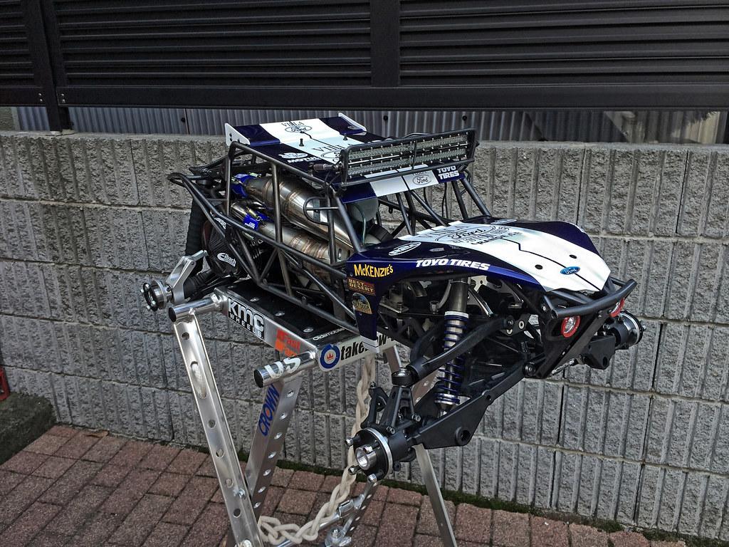 Hpi baja x5r led light bar ver21 rd motorsports trophy flickr aloadofball Gallery
