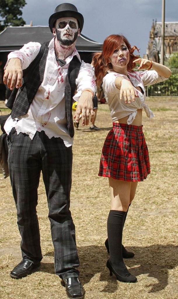 zombie walk sydney 2014 1040 - photo#7