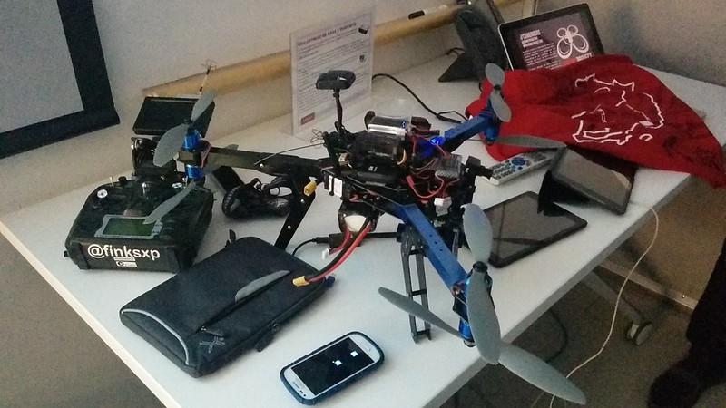 Plática sobre Drones