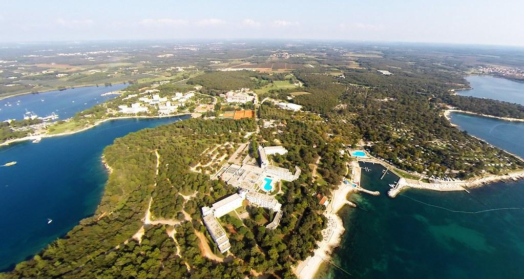 Laguna Porec Hotel Istrien  Sterne