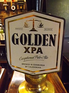 Caledonian, Golden XPA, Scotland