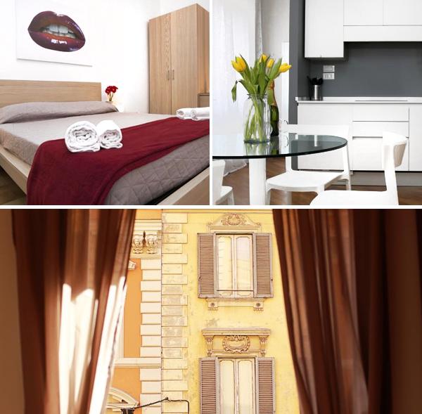 Residenza Pomponio, uno de los hoteles más baratos en Roma sin dejarse un riñón