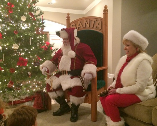 Johnson Christmas Party 201411