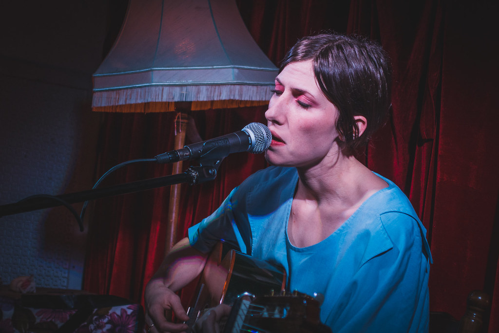 Aldous Harding at Paper Dress Vintage