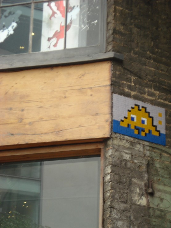 Oringinal Space Invader