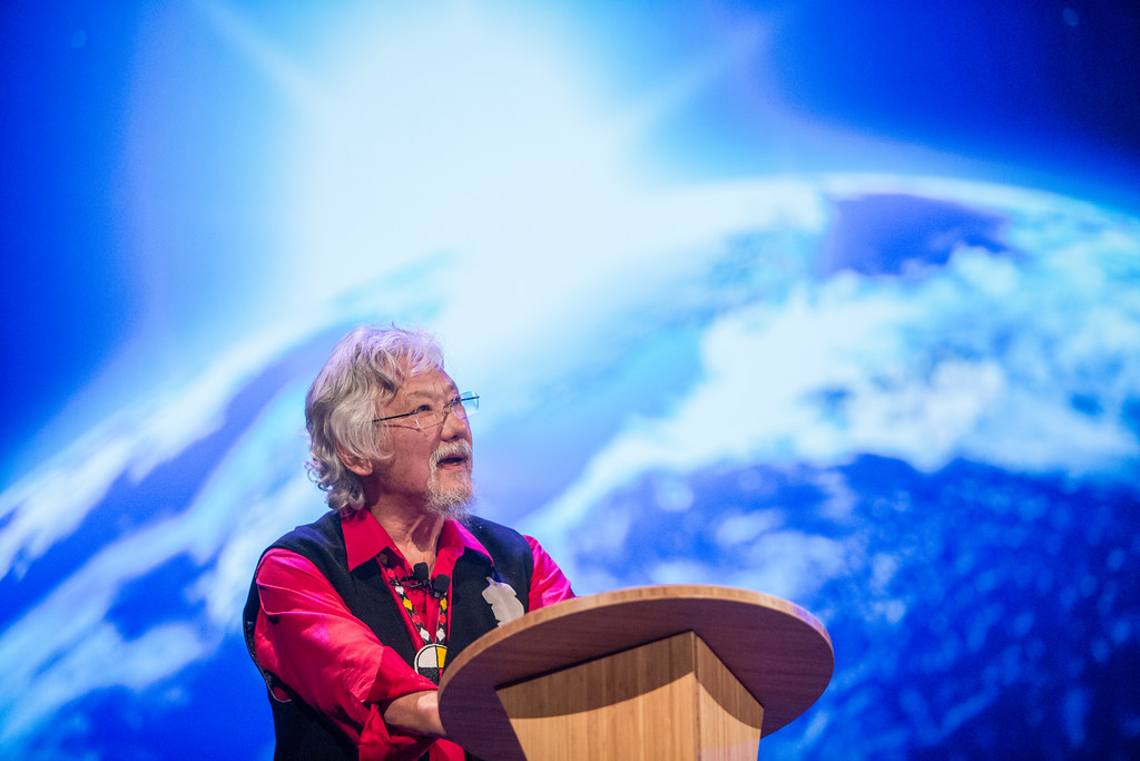 David Suzuki Videos For Kids