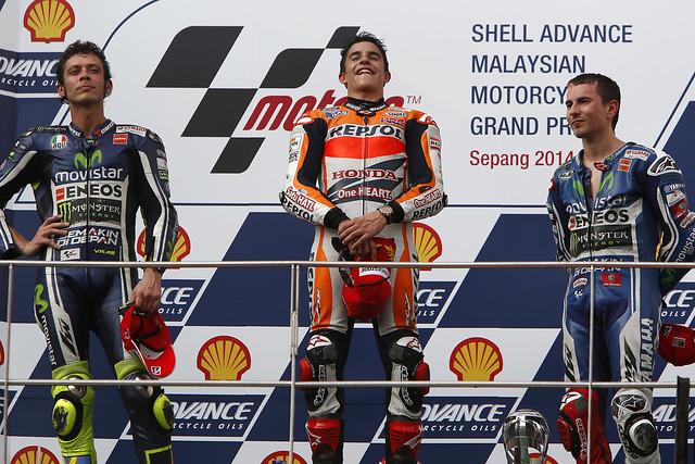 Márquez se reencuentra con la victoria