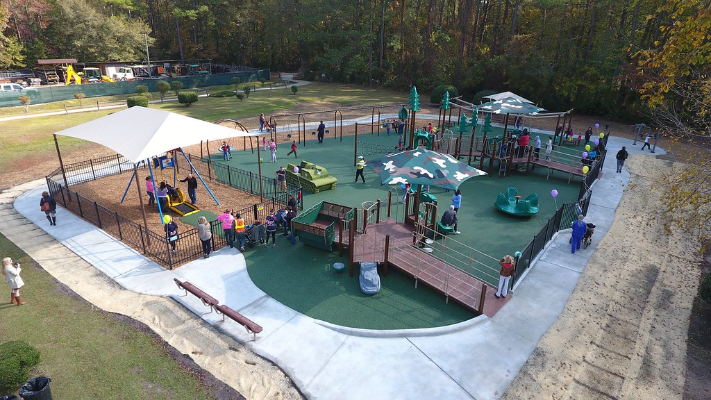 Onslow pines park jacksonville nc trillium play togethe flickr for One bedroom apartments in jacksonville nc