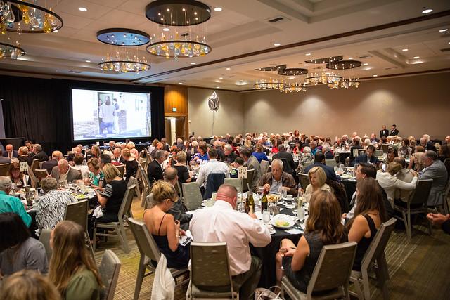 25th Anniversary Dinner 2016 - Bellevue, WA