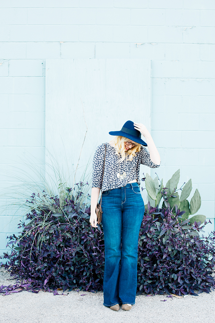 writes like a girl old navy bell bottoms navy brixton hat7