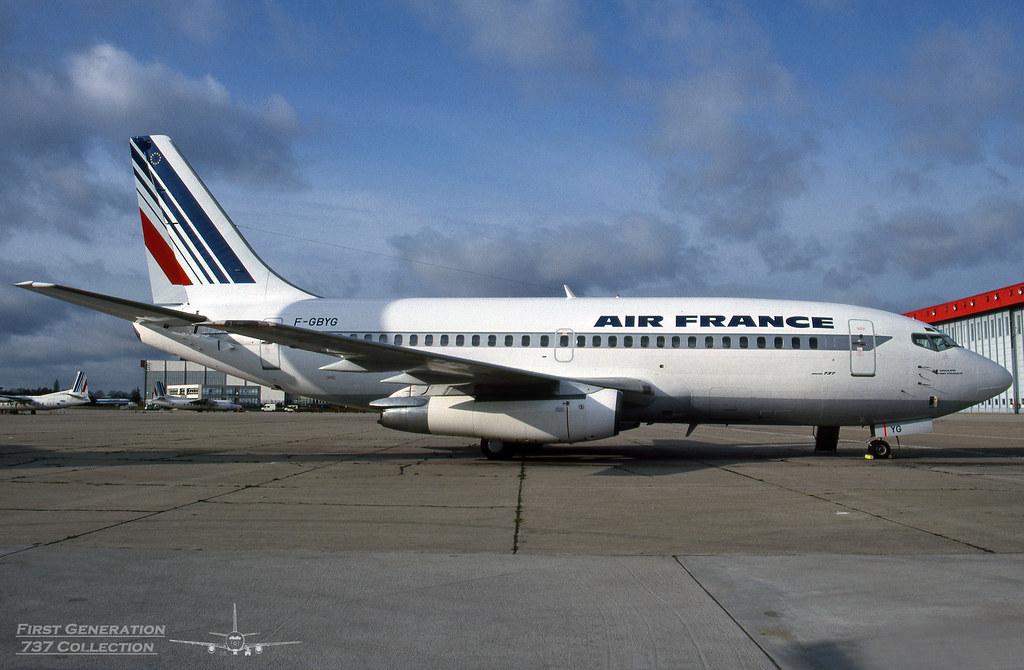 air france b737