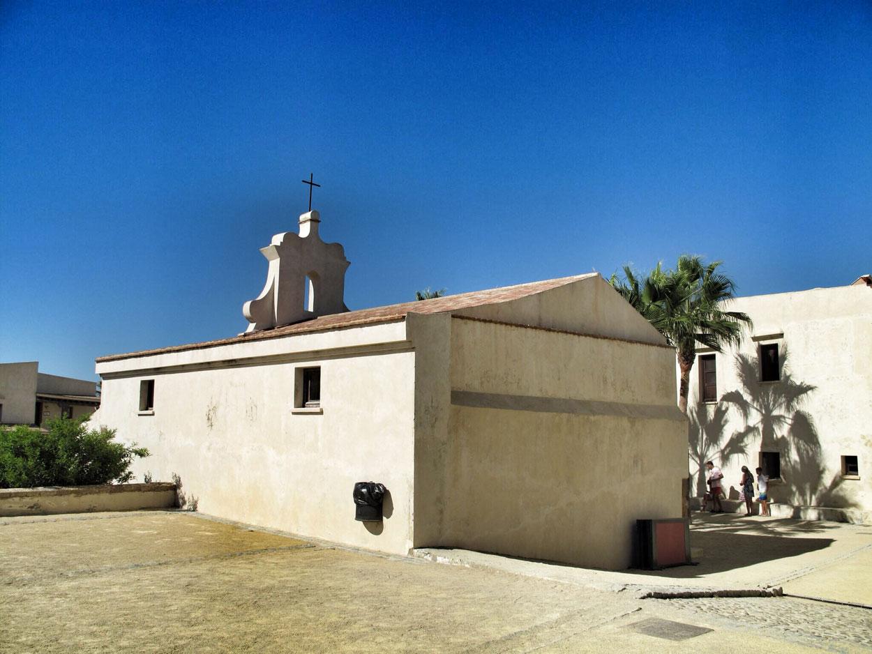 castillo santa catalina_cadiz_capilla
