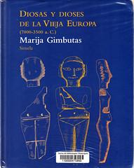 Marija Gimbutas, Diosas y dioses de la vieja Europa