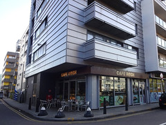 Picture of Cafe Rosh, E1 2QU