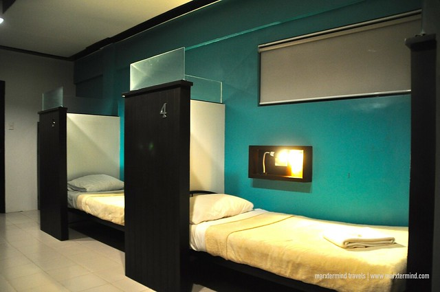 The Hostelry Bacolod Single Shared Room