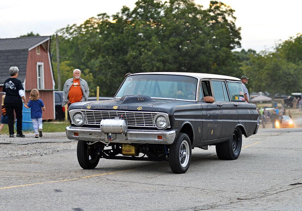 1965 Chevrolet USA Chevy II Nova Station Wagon full