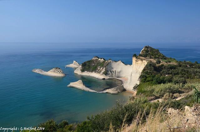 Corfu Coastline VI