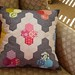 Hexie Diamond Pillow