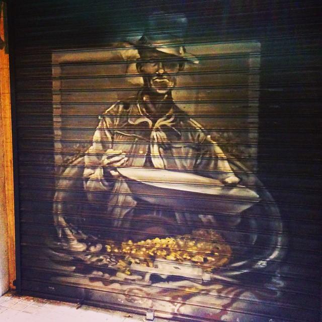 COMPRO ORO #sevillagraffitis #graffitis #Sevilla