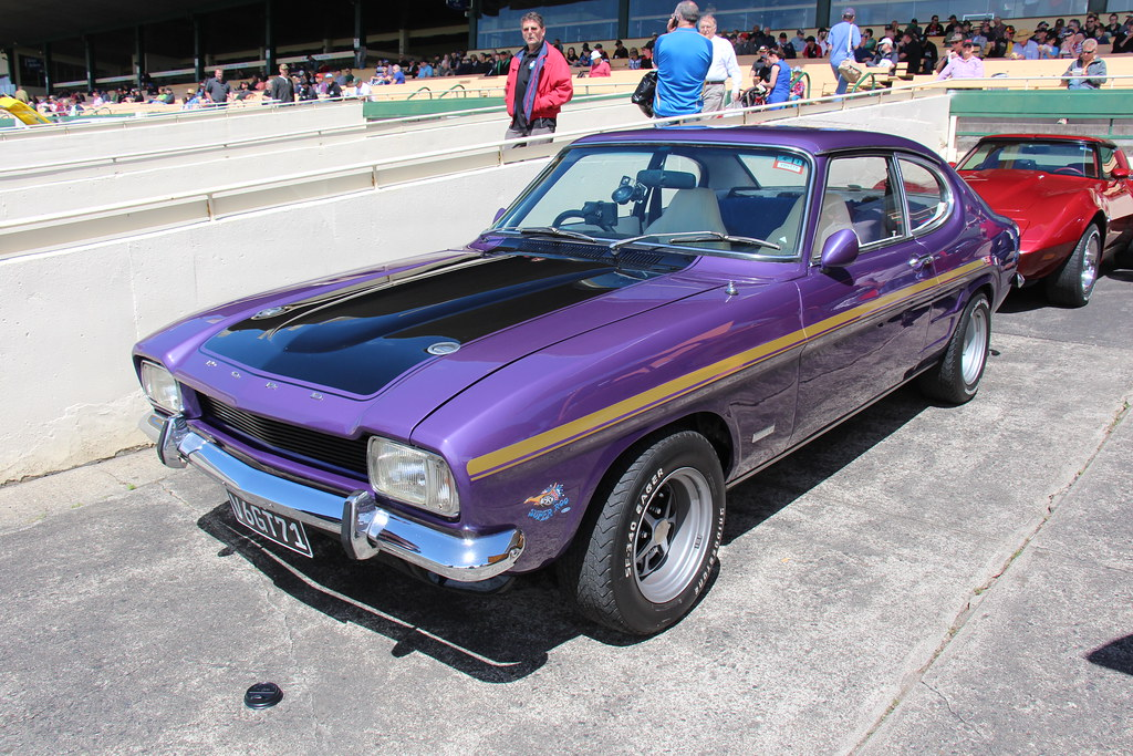 1971 ford capri mk i 3000 gt cool violet while ford - Ford taunus gxl coupe 2000 v6 1971 ...