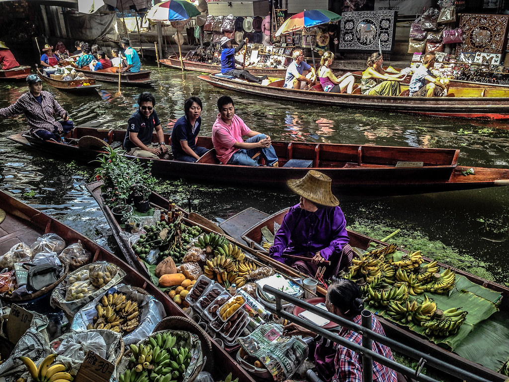 bangkok-floating-markets