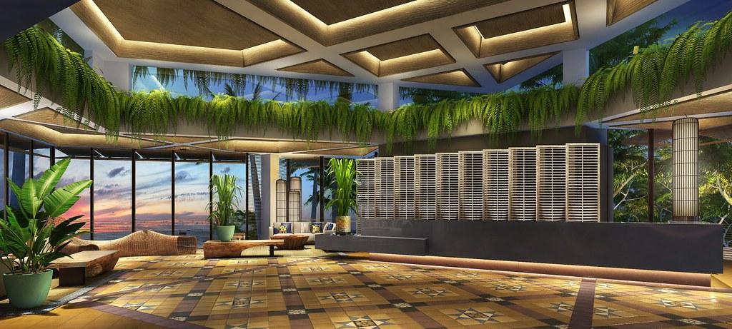 3.0 Reception Lobby
