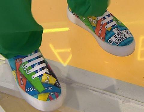 Las zapatillas de Lorena