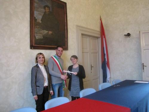 """Il Comune di Castel Bolognese vince il premio """"Humana Eco-Solidarity Award 2016"""""""