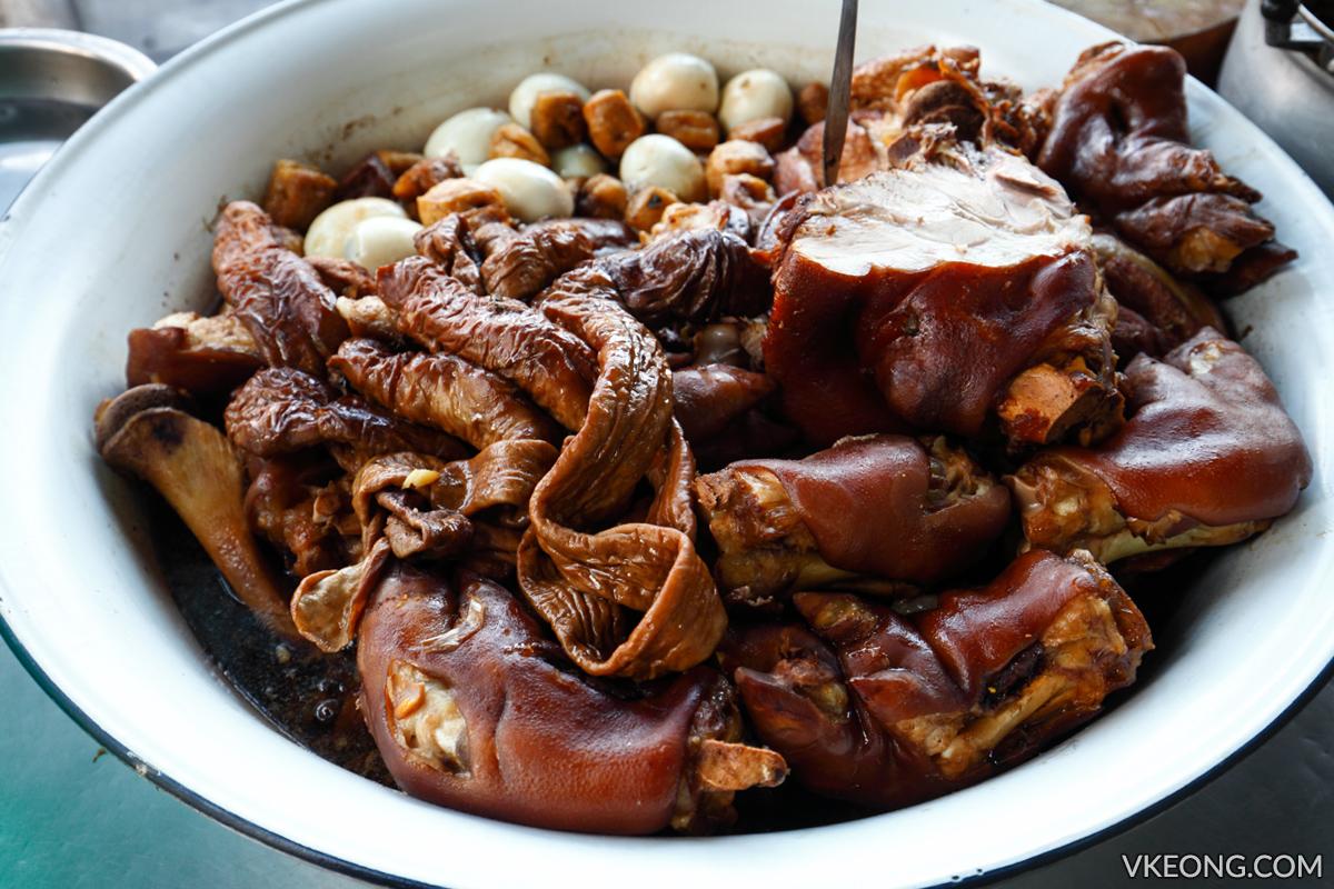 Bangkok Chinatown Yaowarat Stewed Pork