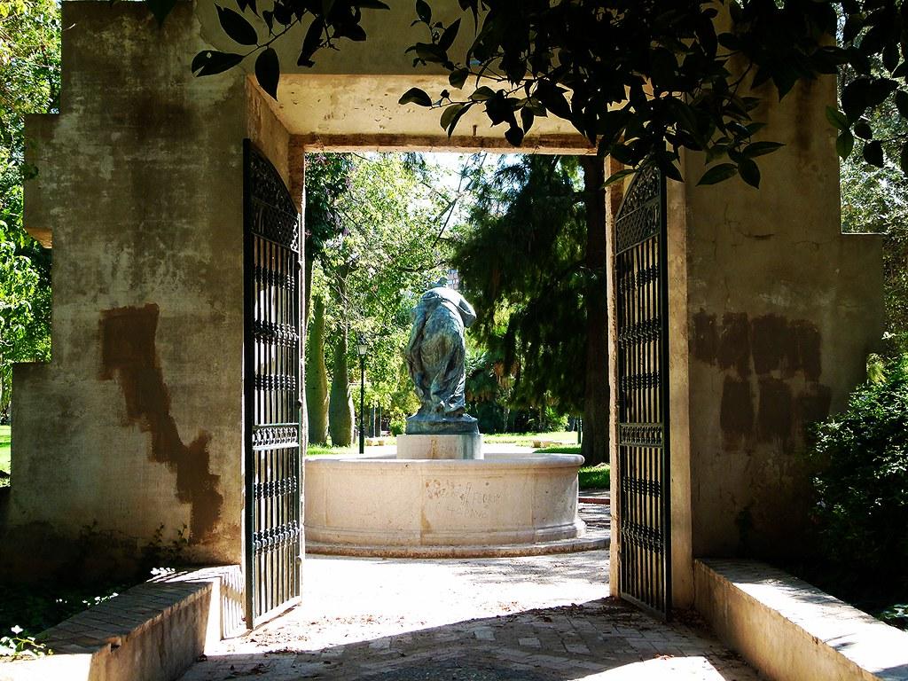 Jardines de viveros valencia jardines del real for Viveros de jardin