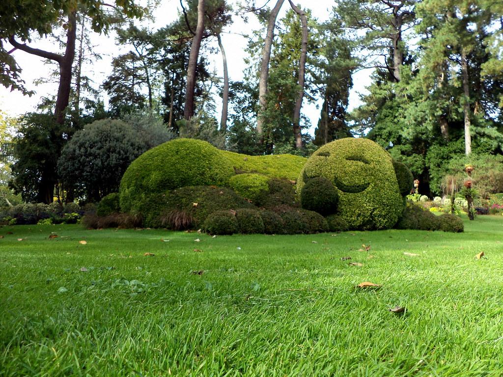 jardin des plantes de nantes le dormanron de claude ponti flickr. Black Bedroom Furniture Sets. Home Design Ideas