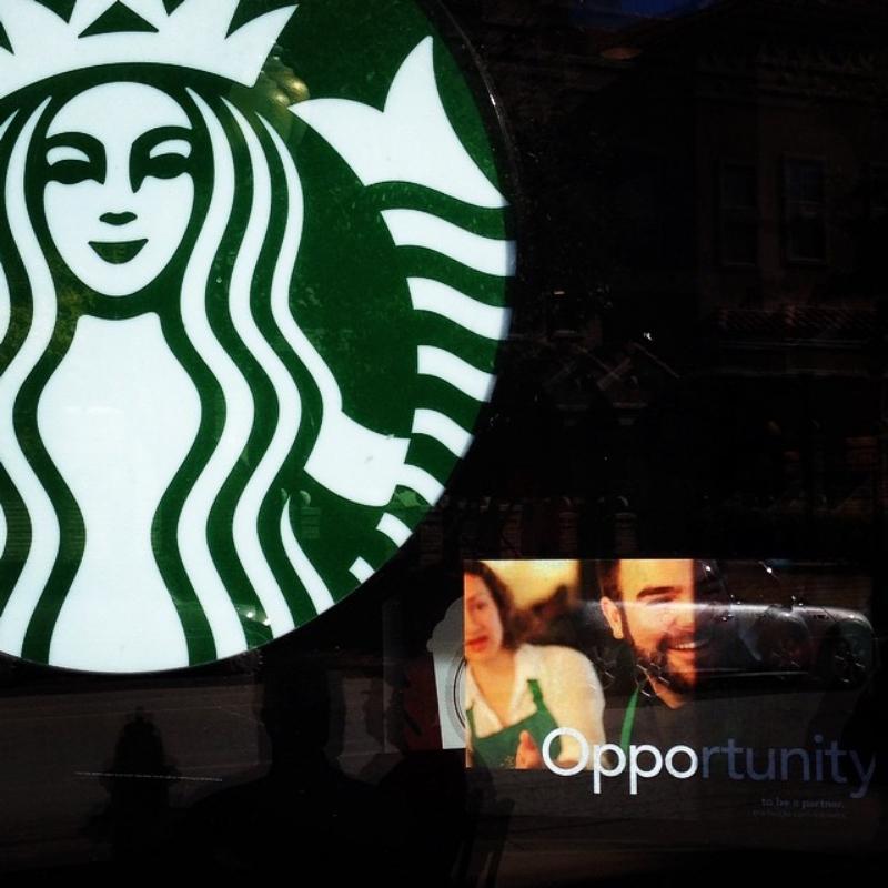 Starbucks coffee is dallas texas