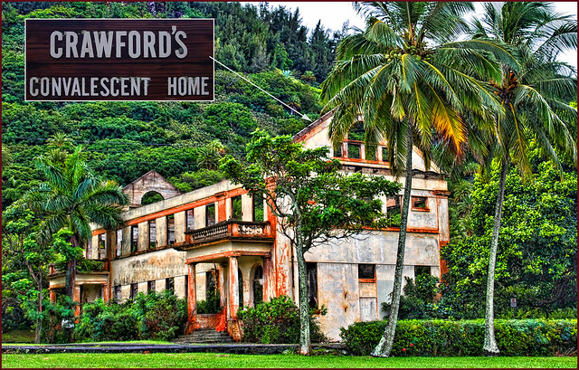 Crawford S Convalescent Home History