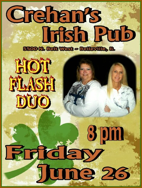 Hot Flash Duo 6-26-15