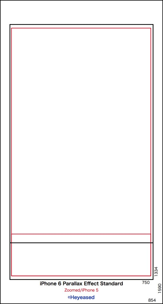 iPhone 6 Natural Size Wallpaper Template | Tranceparent ...