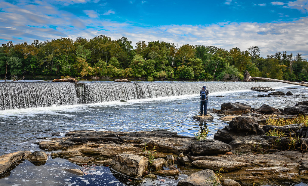 River Falls Virginia Great Falls Virginia   by