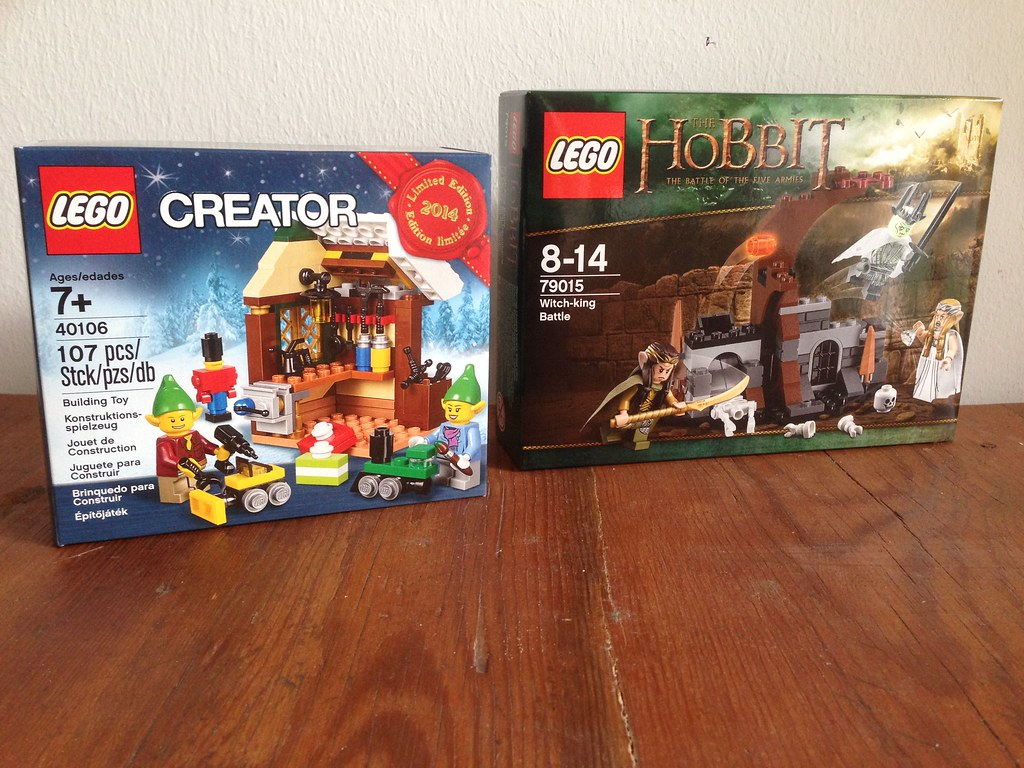 lego herr der ringe 79015 plus xmas workshop flickr. Black Bedroom Furniture Sets. Home Design Ideas