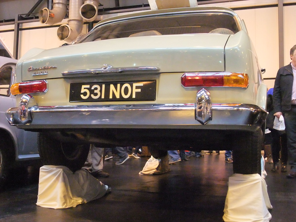Classic Car Show Nec November